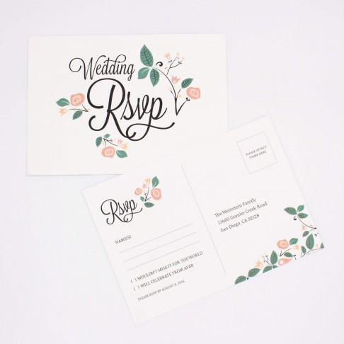 Ellie-and-Liv-Bespoke-wedding-stationery-whimsical-rsvp-postcard