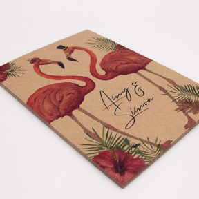 Ellie-and-liv-bespoke-wedding-stationery-bespoke-invitations-flamingo-1