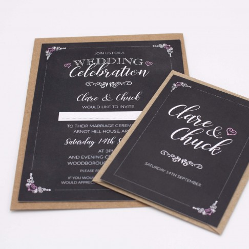 ellie-and-liv-wedding-stationery-black-board-vintage