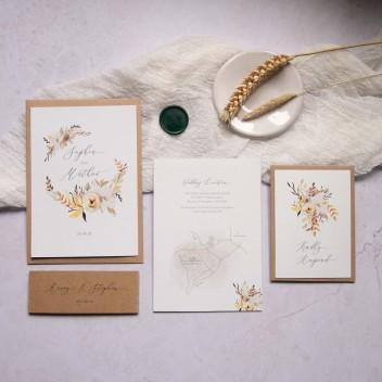 Ellie-and-Liv-Autumn-Harvest-wedding-stationery-Invitation-collection-flatlay