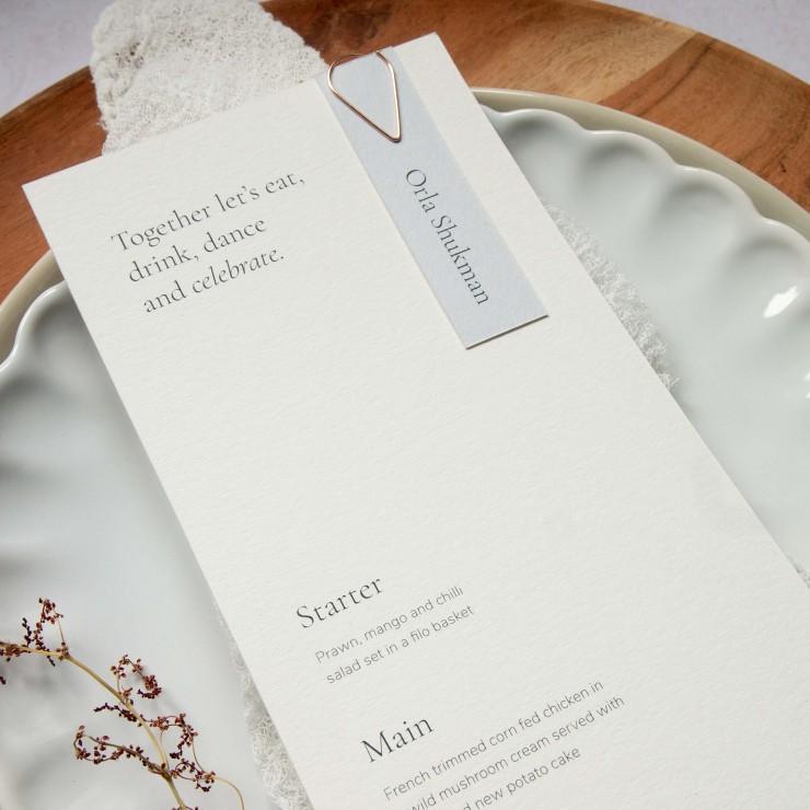 Ellie-and-Liv-Love-Letters-Wedding-Stationery-Menu-blue-detail